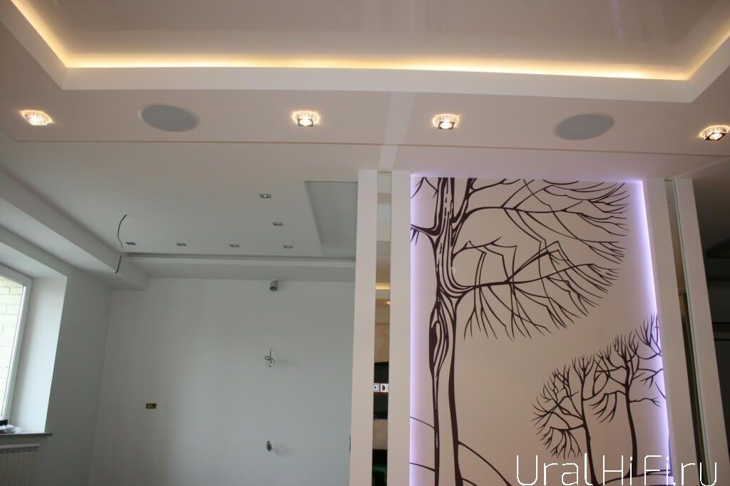 важно акустика в потолок квартиры термобелья полимерных